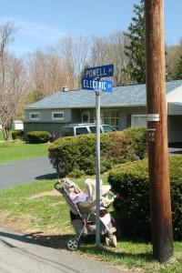 Electric St @ Powell Av, 4/24/13