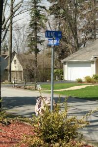 Grandview St @ Lilac Ln, 4/24/13