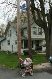 Crestwood Av @ Elm St, 4/30/13