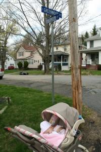 E Greenwood Av @ Parker St, 4/30/13