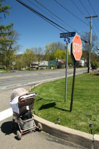 W Grove St @ Woodridge Cir, 5/4/13
