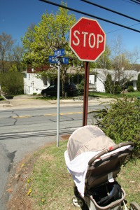W Grove St @ Laurel Ln, 5/4/13