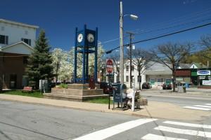 Depot St @ Spring St, 5/4/13