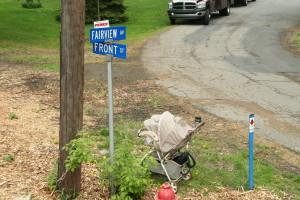 Fairview Av @ Front St, 5/9/13