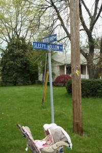 Sleepy Hollow Rd @ Woodland Way, 5/10/13