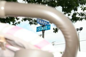 Knapp St @ S State St, 8/2/13